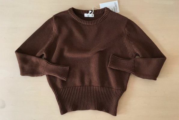 <img class='new_mark_img1' src='https://img.shop-pro.jp/img/new/icons34.gif' style='border:none;display:inline;margin:0px;padding:0px;width:auto;' />50%off The Bibio Project GRANDAD'S SWEATER / MONK'S ROBE 8Y