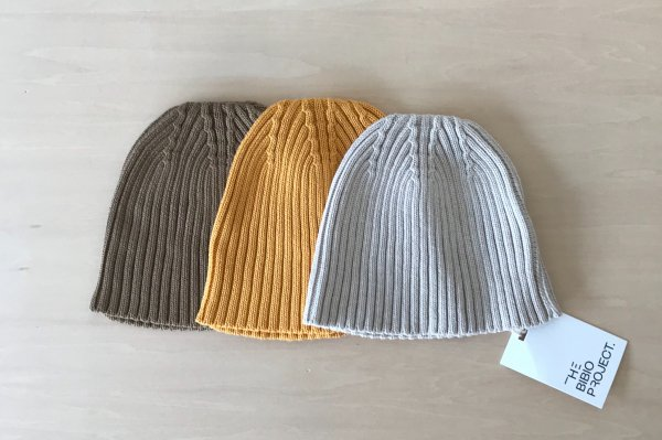 <img class='new_mark_img1' src='https://img.shop-pro.jp/img/new/icons34.gif' style='border:none;display:inline;margin:0px;padding:0px;width:auto;' />50%off The Bibio Project RIBBED BEANIE