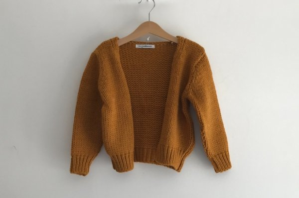 <img class='new_mark_img1' src='//img.shop-pro.jp/img/new/icons14.gif' style='border:none;display:inline;margin:0px;padding:0px;width:auto;' />19AW MINGO CARDIGAN ALPACA SUDAN
