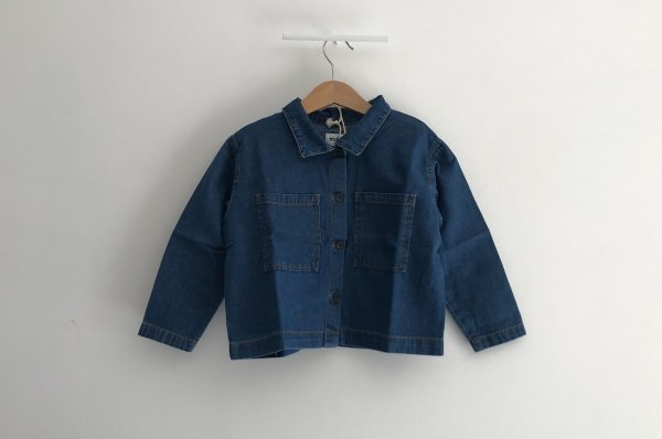 <img class='new_mark_img1' src='//img.shop-pro.jp/img/new/icons14.gif' style='border:none;display:inline;margin:0px;padding:0px;width:auto;' />19aw main story Mid Blue Denim Shirt