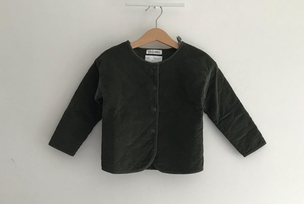 <img class='new_mark_img1' src='//img.shop-pro.jp/img/new/icons14.gif' style='border:none;display:inline;margin:0px;padding:0px;width:auto;' />CO LABEL CORDUROY JACKET FOREST GREEN