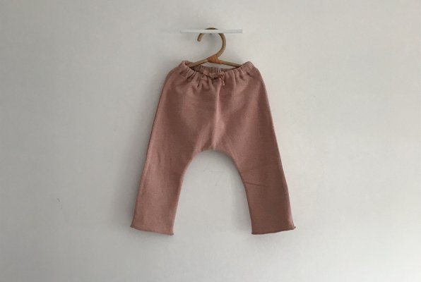 <img class='new_mark_img1' src='//img.shop-pro.jp/img/new/icons14.gif' style='border:none;display:inline;margin:0px;padding:0px;width:auto;' />CO LABEL Warm Cotton Pants antique rose for baby