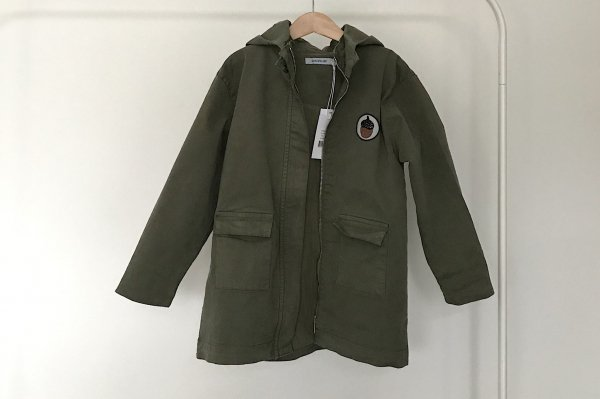 <img class='new_mark_img1' src='//img.shop-pro.jp/img/new/icons14.gif' style='border:none;display:inline;margin:0px;padding:0px;width:auto;' />19aw One We Like Parka Acorn Olive Jacket
