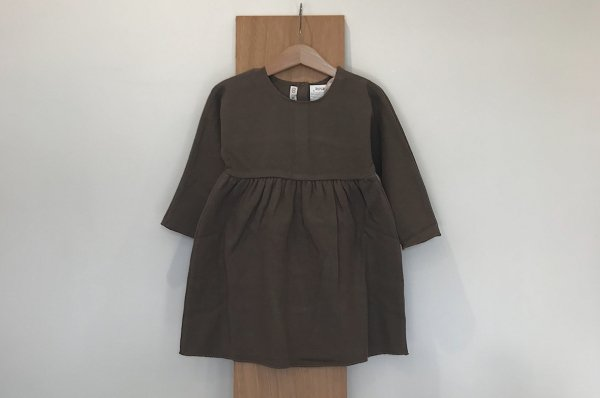 <img class='new_mark_img1' src='//img.shop-pro.jp/img/new/icons14.gif' style='border:none;display:inline;margin:0px;padding:0px;width:auto;' />CO LABEL Warm Cotton Dress Mellow brown