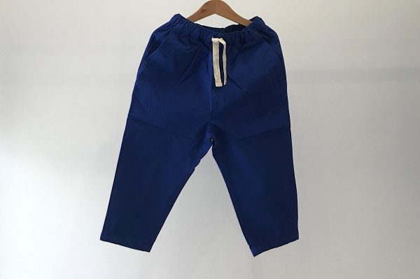 <img class='new_mark_img1' src='https://img.shop-pro.jp/img/new/icons16.gif' style='border:none;display:inline;margin:0px;padding:0px;width:auto;' />20ss main story Relaxed Pant Deep Ultramarine
