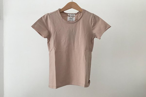 <img class='new_mark_img1' src='//img.shop-pro.jp/img/new/icons14.gif' style='border:none;display:inline;margin:0px;padding:0px;width:auto;' />CO LABEL Short Sleeved T-shirt Rose