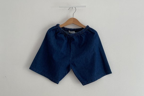 <img class='new_mark_img1' src='https://img.shop-pro.jp/img/new/icons14.gif' style='border:none;display:inline;margin:0px;padding:0px;width:auto;' />CO LABEL MARLIE - SHORTS / DENIM
