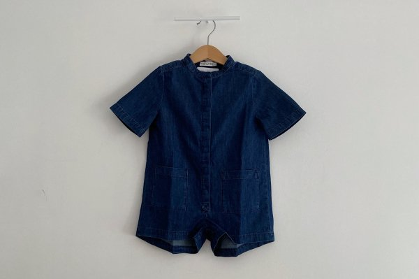 <img class='new_mark_img1' src='https://img.shop-pro.jp/img/new/icons55.gif' style='border:none;display:inline;margin:0px;padding:0px;width:auto;' />CO LABEL JUMP SUIT / DENIM