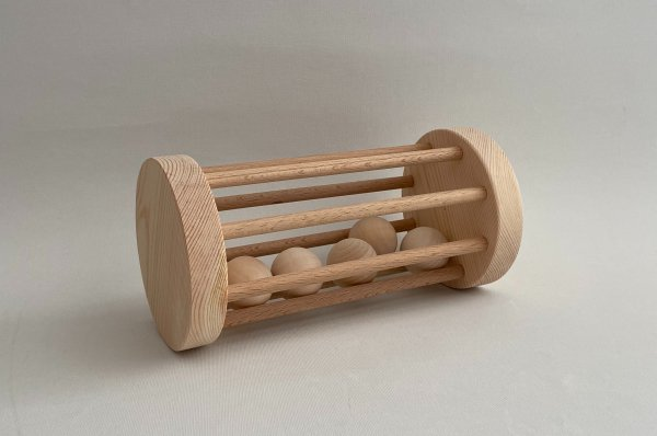 <img class='new_mark_img1' src='https://img.shop-pro.jp/img/new/icons14.gif' style='border:none;display:inline;margin:0px;padding:0px;width:auto;' />HANDCRAFTED WOODEN BIG LATTLE/ PUSH TOY