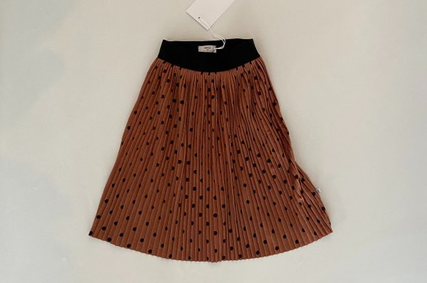 <img class='new_mark_img1' src='//img.shop-pro.jp/img/new/icons14.gif' style='border:none;display:inline;margin:0px;padding:0px;width:auto;' />AW20  Repose.AMS  Capsule collection plisse skirt all over dot