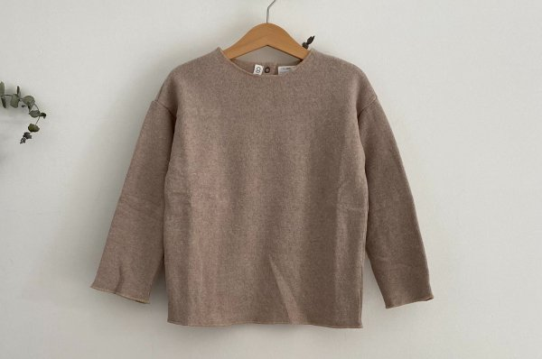 <img class='new_mark_img1' src='https://img.shop-pro.jp/img/new/icons14.gif' style='border:none;display:inline;margin:0px;padding:0px;width:auto;' />CO LABEL Warm Cotton Blouse  Oatmeal