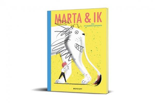 <img class='new_mark_img1' src='https://img.shop-pro.jp/img/new/icons14.gif' style='border:none;display:inline;margin:0px;padding:0px;width:auto;' />Boycott Books / Marta & Ik