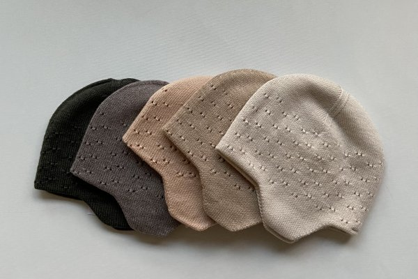 <img class='new_mark_img1' src='https://img.shop-pro.jp/img/new/icons14.gif' style='border:none;display:inline;margin:0px;padding:0px;width:auto;' />Hvid Knitwear Hat Dua 5color