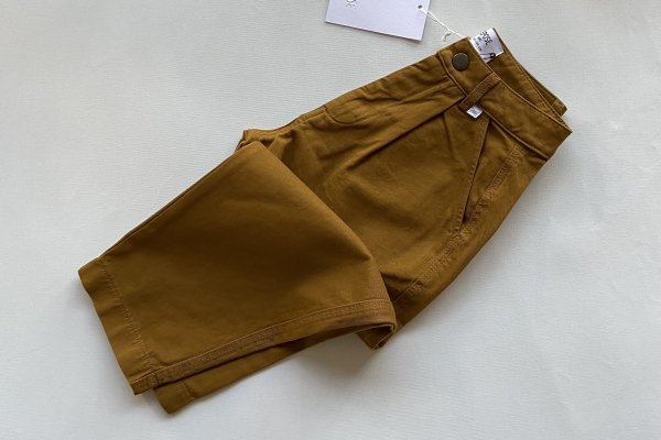 <img class='new_mark_img1' src='https://img.shop-pro.jp/img/new/icons14.gif' style='border:none;display:inline;margin:0px;padding:0px;width:auto;' />21SS Repose.AMS Chino / Khaki Brown