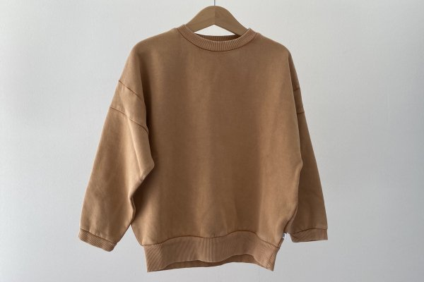 <img class='new_mark_img1' src='https://img.shop-pro.jp/img/new/icons14.gif' style='border:none;display:inline;margin:0px;padding:0px;width:auto;' />21SS Repose.AMS  Crewneck Sweater / Latte