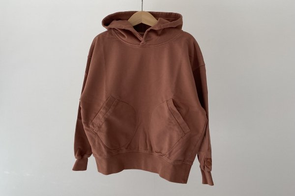 <img class='new_mark_img1' src='https://img.shop-pro.jp/img/new/icons14.gif' style='border:none;display:inline;margin:0px;padding:0px;width:auto;' />21SS Main Story  Hoodie / Russet