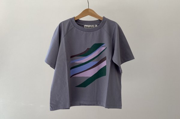 <img class='new_mark_img1' src='https://img.shop-pro.jp/img/new/icons14.gif' style='border:none;display:inline;margin:0px;padding:0px;width:auto;' />21SS Main Story  Raglan Oversized Tee / Steel Fragment