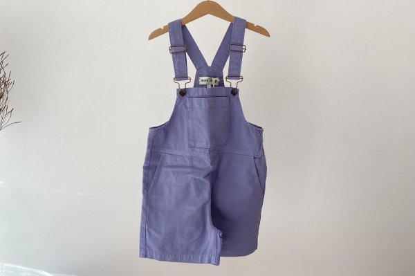 <img class='new_mark_img1' src='https://img.shop-pro.jp/img/new/icons55.gif' style='border:none;display:inline;margin:0px;padding:0px;width:auto;' />21SS Main Story Wide Slouchy Fit Dungaree / Eventide
