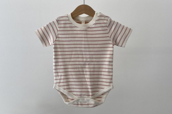 <img class='new_mark_img1' src='https://img.shop-pro.jp/img/new/icons14.gif' style='border:none;display:inline;margin:0px;padding:0px;width:auto;' />Summer&Storm Short Sleeve Body / Rose Stripe