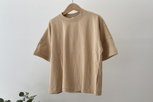 <img class='new_mark_img1' src='https://img.shop-pro.jp/img/new/icons14.gif' style='border:none;display:inline;margin:0px;padding:0px;width:auto;' />Summer&Storm Oversized Tee /  Ginger