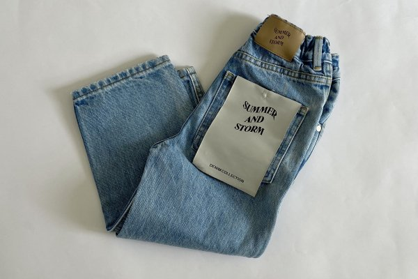 <img class='new_mark_img1' src='https://img.shop-pro.jp/img/new/icons14.gif' style='border:none;display:inline;margin:0px;padding:0px;width:auto;' />Summer&Storm THE 80 DENIM JEAN LIGHT-WASH