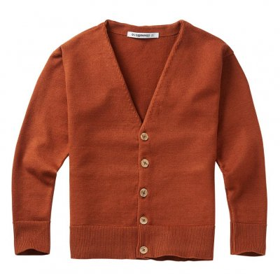 <img class='new_mark_img1' src='https://img.shop-pro.jp/img/new/icons16.gif' style='border:none;display:inline;margin:0px;padding:0px;width:auto;' />70%off MINGO 20AW Cardigan Dark ginger