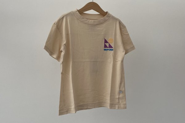 <img class='new_mark_img1' src='https://img.shop-pro.jp/img/new/icons14.gif' style='border:none;display:inline;margin:0px;padding:0px;width:auto;' />21AW Repose.ams Tee shirt Milky almond