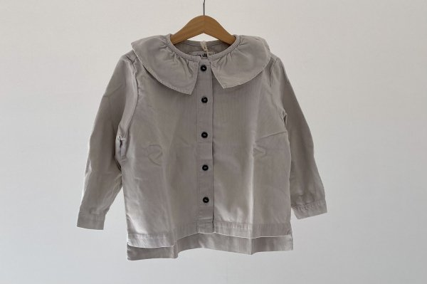 <img class='new_mark_img1' src='https://img.shop-pro.jp/img/new/icons14.gif' style='border:none;display:inline;margin:0px;padding:0px;width:auto;' />21AW Main Story Sailor Top - Silver Birch
