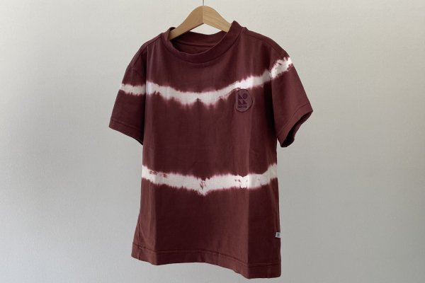 <img class='new_mark_img1' src='https://img.shop-pro.jp/img/new/icons14.gif' style='border:none;display:inline;margin:0px;padding:0px;width:auto;' />21AW Tee shirt root brunette tie dye