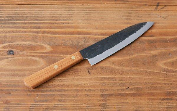 鍛冶職人の牛刀