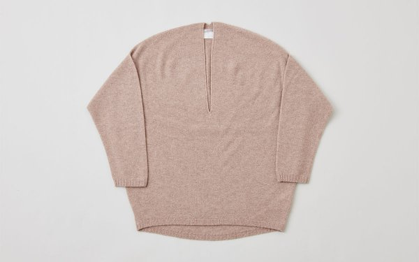 【sale】enrica cashmere knit / brown
