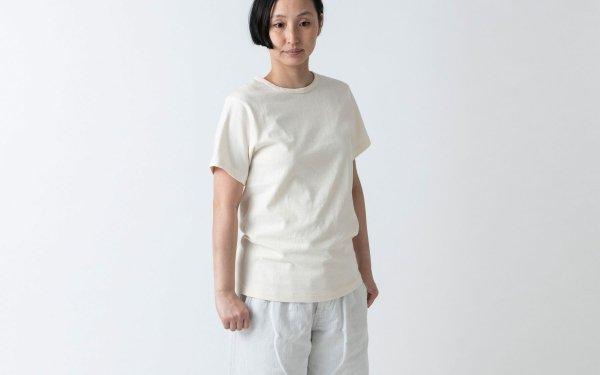 【new】yohaku TUTU ショートスリーブTシャツ|キナリ|ユニセックス3サイズ