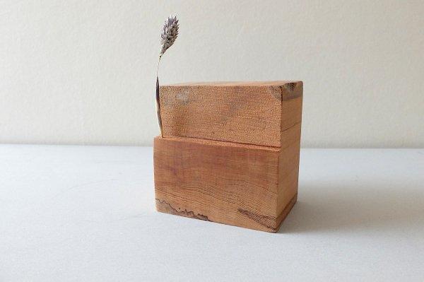 屋久杉の花器|A