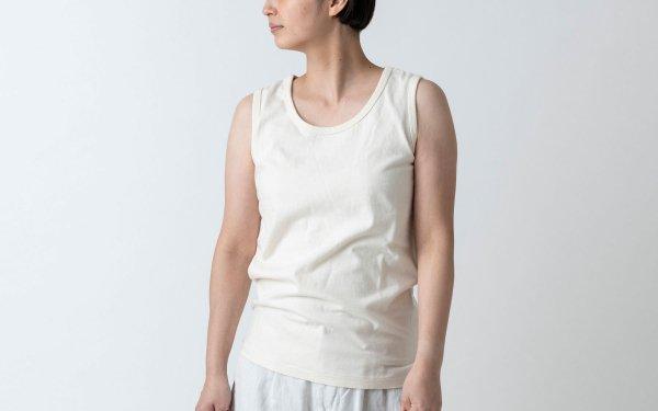 【new】yohaku TUTU タンクトップ|キナリ|ユニセックス3サイズ