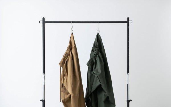 木間服装製作 / pants beige / unisex 1size