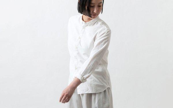MITTAN / カディシャツ 生成り SH-03  / unisex