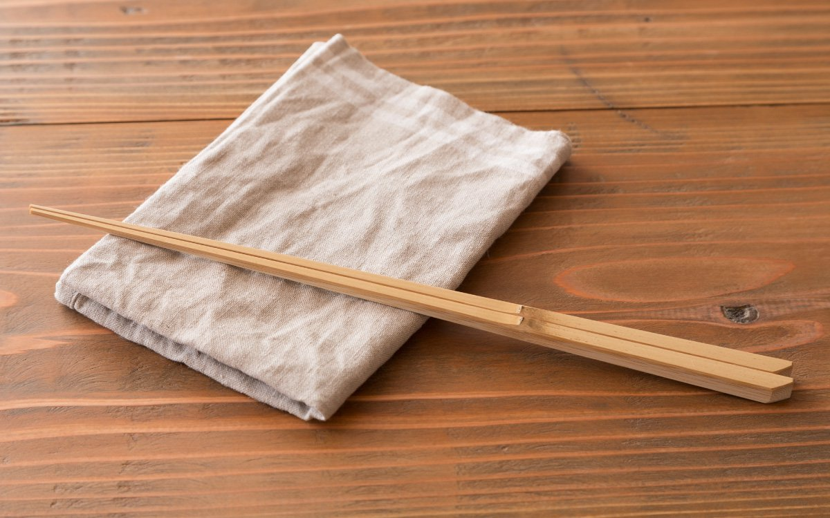 京都竹箸 取り箸(盛り付け箸)