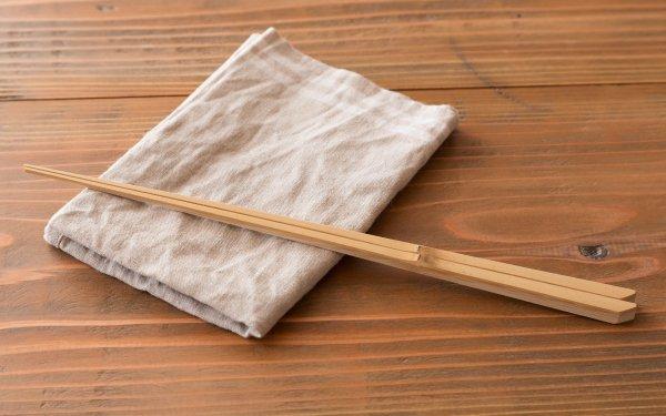 竹の取り箸(盛り付け箸)