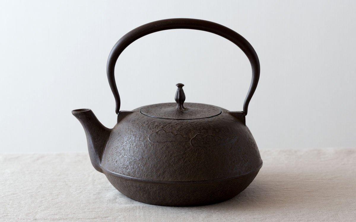 【受注生産品】鉄瓶 鳳凰 1.5L