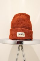 BELIEF NYC -PEAK BEANIE(FIRE BRICK)<img class='new_mark_img2' src='https://img.shop-pro.jp/img/new/icons5.gif' style='border:none;display:inline;margin:0px;padding:0px;width:auto;' />