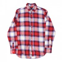 KITH -CLASSIC HALLIS PLAID FANNEL SHIRT(RED)<img class='new_mark_img2' src='//img.shop-pro.jp/img/new/icons5.gif' style='border:none;display:inline;margin:0px;padding:0px;width:auto;' />