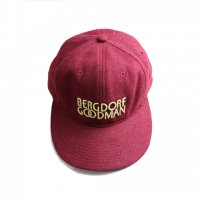 【20%OFF】KITH×BURGDORF GOODMAN-CAP(BURGUNDY)<img class='new_mark_img2' src='//img.shop-pro.jp/img/new/icons20.gif' style='border:none;display:inline;margin:0px;padding:0px;width:auto;' />