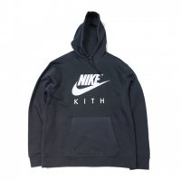 KITH×NIKE-LOGO HOODIE(BLACK)<img class='new_mark_img2' src='https://img.shop-pro.jp/img/new/icons5.gif' style='border:none;display:inline;margin:0px;padding:0px;width:auto;' />