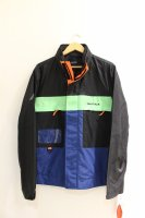 NAUTICA -TRACK JACKET(BLACK)<img class='new_mark_img2' src='//img.shop-pro.jp/img/new/icons5.gif' style='border:none;display:inline;margin:0px;padding:0px;width:auto;' />
