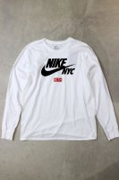 KITH×NIKE-NYC L/S TEE(WHITE×BLACK)<img class='new_mark_img2' src='https://img.shop-pro.jp/img/new/icons5.gif' style='border:none;display:inline;margin:0px;padding:0px;width:auto;' />