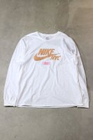KITH×NIKE-NYC L/S TEE(WHITE×BEIGE)<img class='new_mark_img2' src='https://img.shop-pro.jp/img/new/icons5.gif' style='border:none;display:inline;margin:0px;padding:0px;width:auto;' />