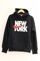 NIKE -NEW YORK LOGO HOODIE(BLACK)<img class='new_mark_img2' src='//img.shop-pro.jp/img/new/icons5.gif' style='border:none;display:inline;margin:0px;padding:0px;width:auto;' />