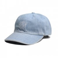 BELIEF NYC -TRIBORO WASHED CAP(LIGHT DENIM)<img class='new_mark_img2' src='//img.shop-pro.jp/img/new/icons5.gif' style='border:none;display:inline;margin:0px;padding:0px;width:auto;' />