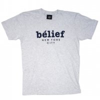 【20%OFF】BELIEF NYC -MARKET S/S T-SHIRTS(ASH HEATHER)<img class='new_mark_img2' src='//img.shop-pro.jp/img/new/icons20.gif' style='border:none;display:inline;margin:0px;padding:0px;width:auto;' />