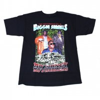NOTORIOUS BIG-MO MONEY,MO PROBLEMS S/S T-SHIRT(BLACK)<img class='new_mark_img2' src='https://img.shop-pro.jp/img/new/icons5.gif' style='border:none;display:inline;margin:0px;padding:0px;width:auto;' />